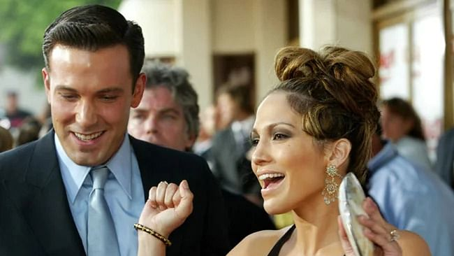 Jennifer Lopez and Ben Affleck spotted spending time together in Miami, pic goes viral