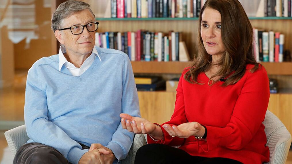 Melinda received $1.8 billion in stocks from Bill Gates' biggest asset on the day they announced divorce