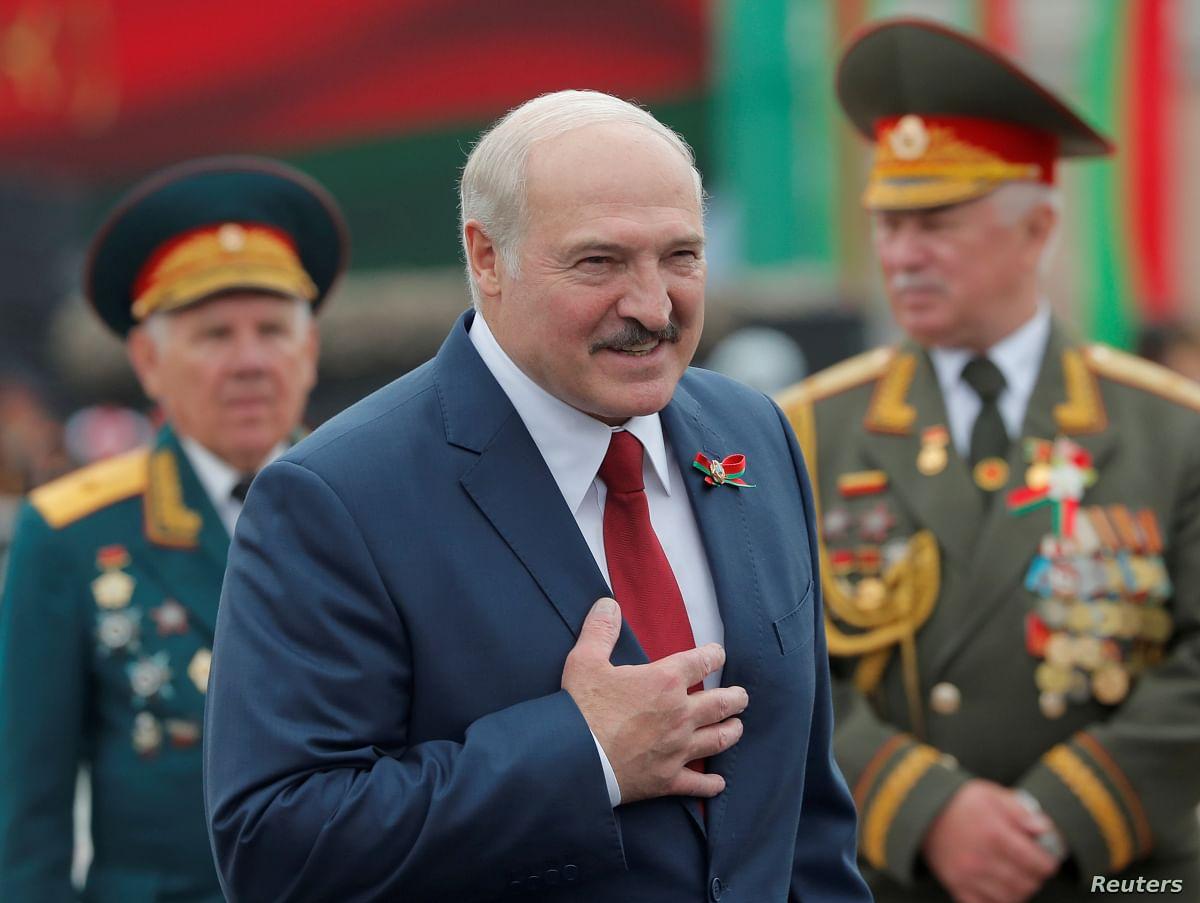 Belarusian President Alexander Lukashenko 'hijacks' plane to nab journalist; threatens to shoot down flight