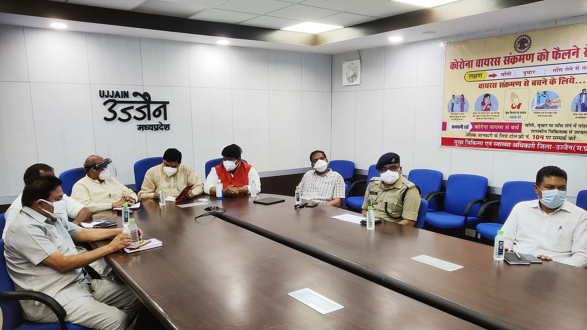 Ujjain: District Crisis Management Group extends Janta Curfew till May 17
