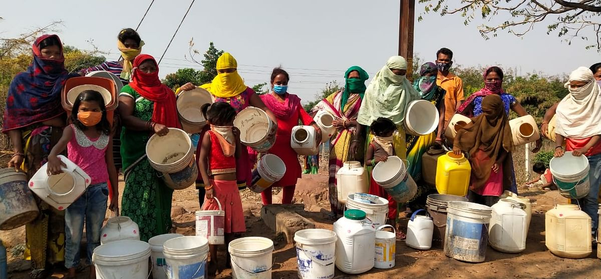 Bhopal: Water crisis in densely populated areas may lead to curfew violation
