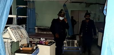 Death of 5 patients at Thane hospital not due to oxygen supply: Committee