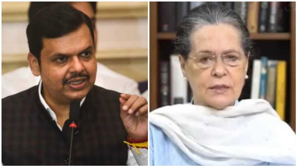 COVID-19: Devendra Fadnavis writes to Sonia Gandhi, questions 'Mumbai Model' on alleged fudging of death data