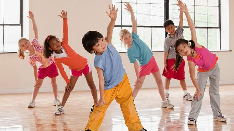 5 reasons to include a workout in your child's routine