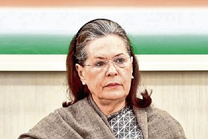 Call all-party Covid meet: Sonia to govt