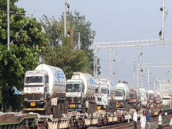 COVID-19: Indian Railways delivers over 15,000 MT of oxygen to 14 states till date