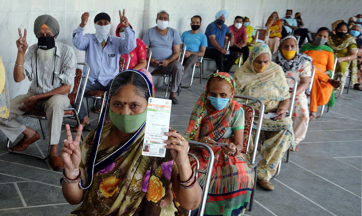 Mira Bhayandar: MBMC reaches out to old age homes; to hold COVID-19 vaccination drive on June 14