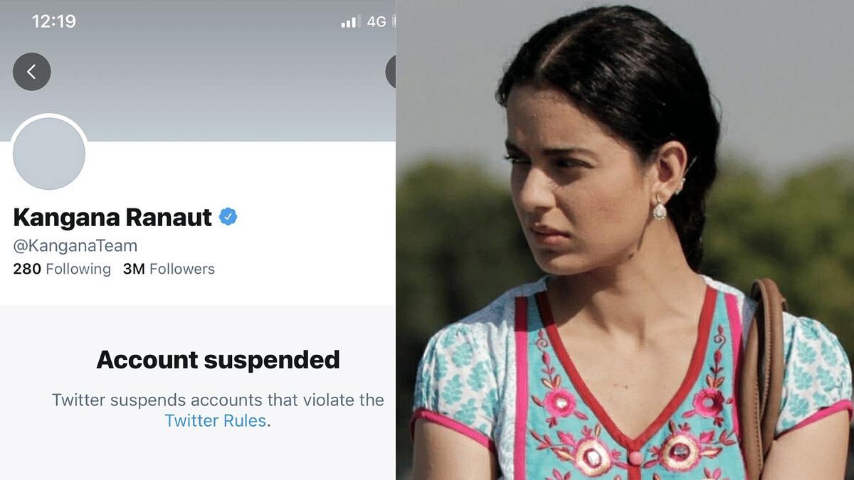 Twitterati celebrate Kangana Ranaut's suspension with meme-fest