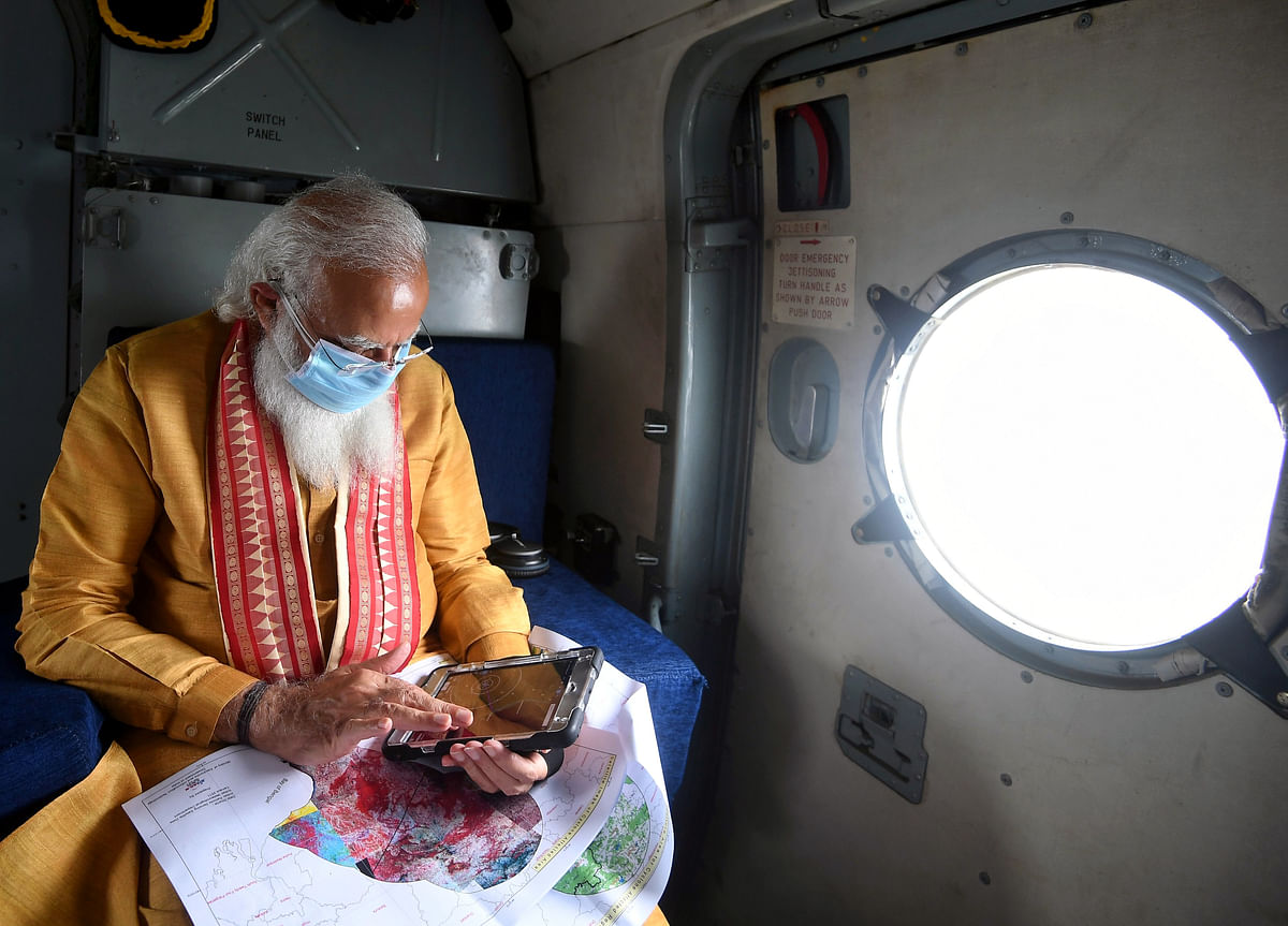 Cyclone Yaas: PM Modi announces financial assistance of Rs 1000 cr; ex-gratia of Rs 2 lakh to kin of deceased