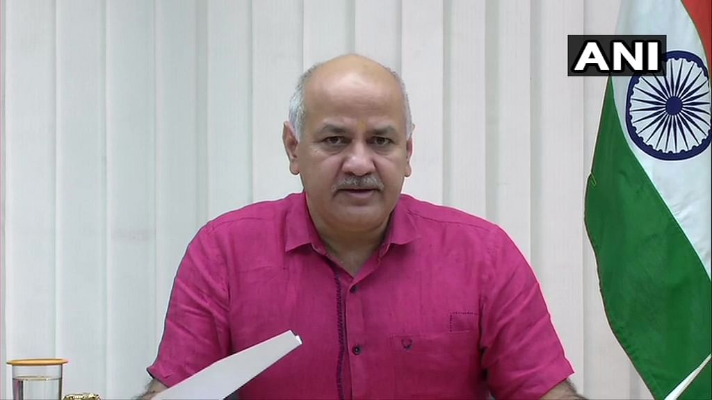 'Exporting COVID-19 doses was biggest mistake': Manish Sisodia slams govt as Delhi closes over 100 Covaxin jab sites