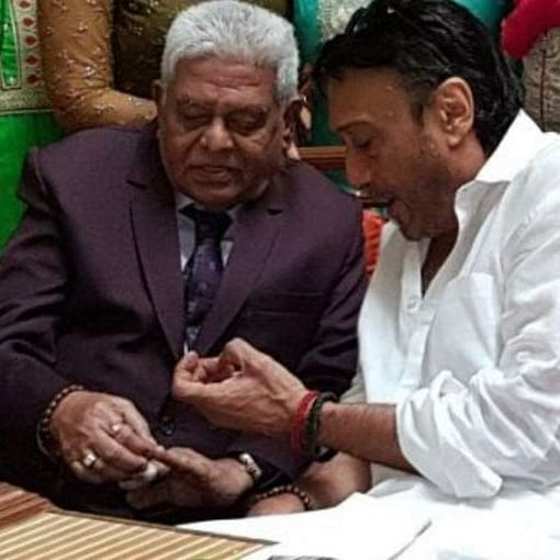 Jackie Shroff's makeup artist Shashi Satam who worked with him in films like 'Hero' and 'Parinda' no more