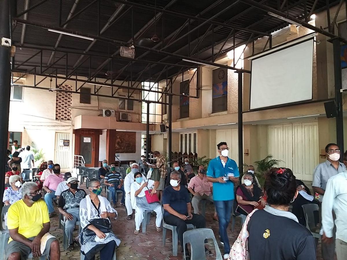Mumbai: Orlem Church starts COVID-19 vaccination centre