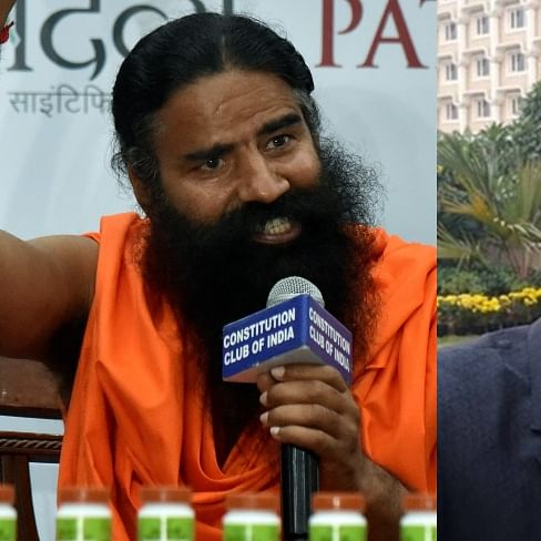 Amid controversy over remarks on allopathy, Baba Ramdev posts video of Akshay Kumar vouching for Ayurveda