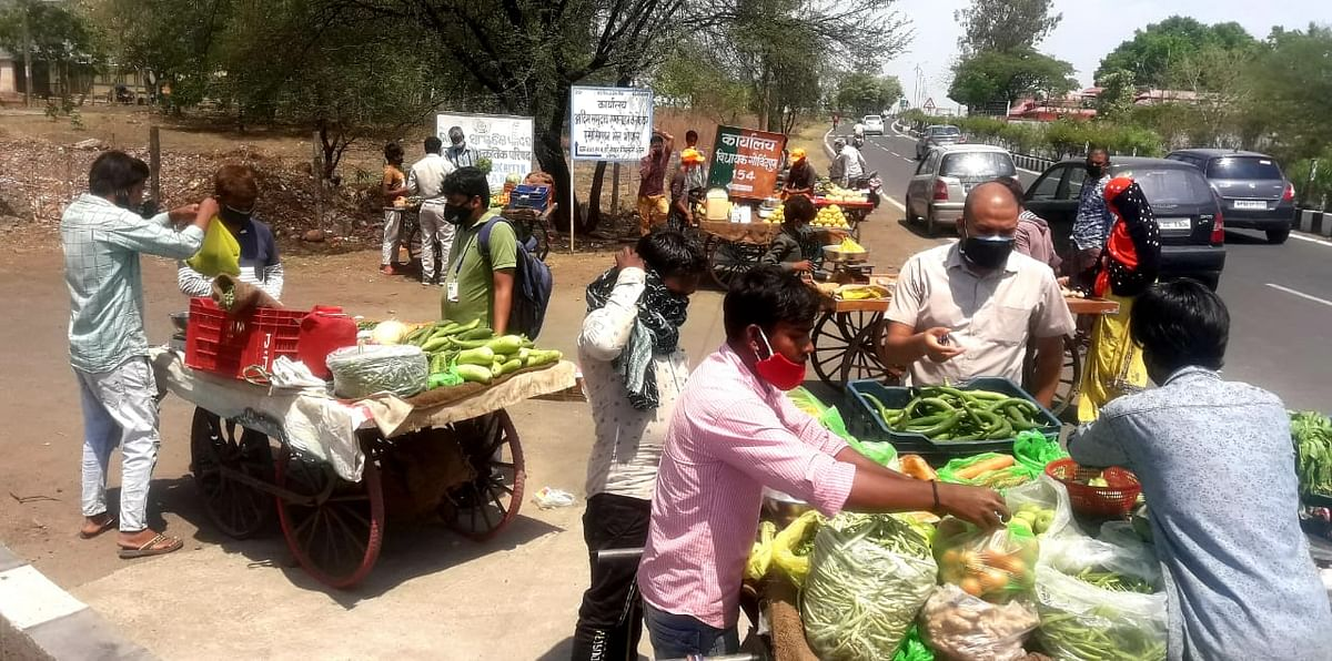 Bhopal: Will they be the lucky one, say street vendors on tenterhooks as government gears up for unlock