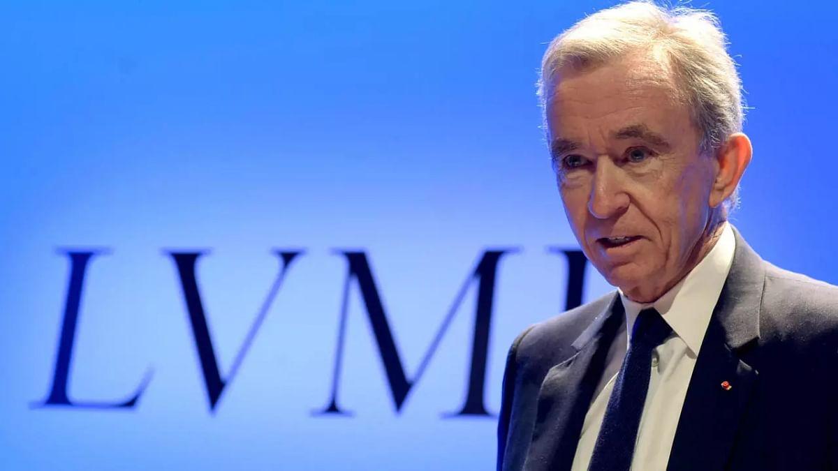 Jeff Bezos dethroned as richest man on planet; Louis Vuitton's Bernard Arnault is wealthiest now