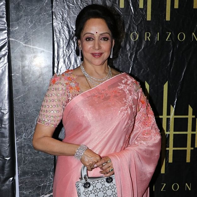 We must strive to preserve our environment: Hema Malini joins BMC's tree plantation drive