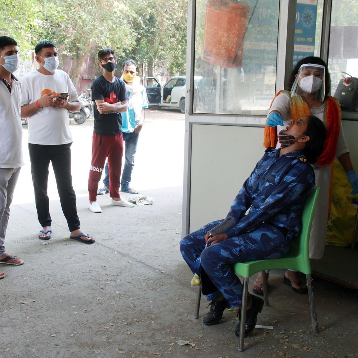 Amid COVID-19 surge, Haryana govt extends lockdown till May 24