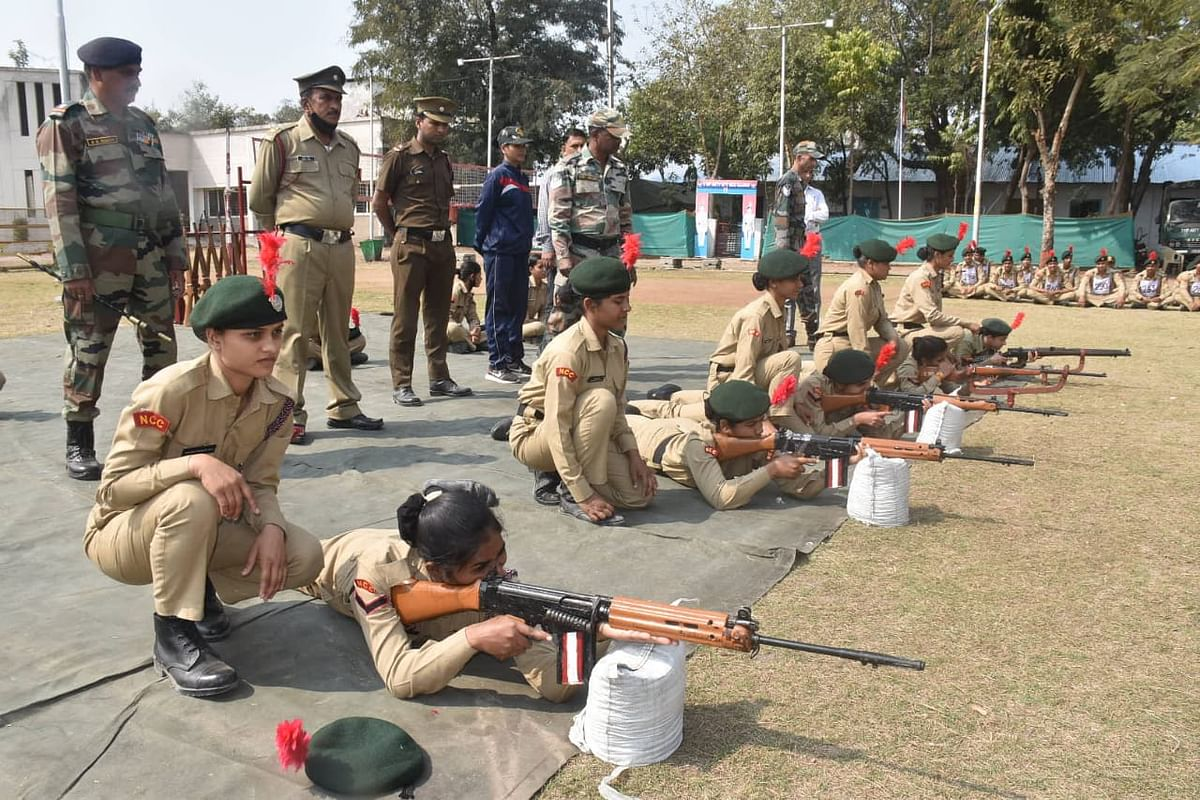Indore: Army aspirants increase, NCC registrations up as unemployment rise due to pandemic