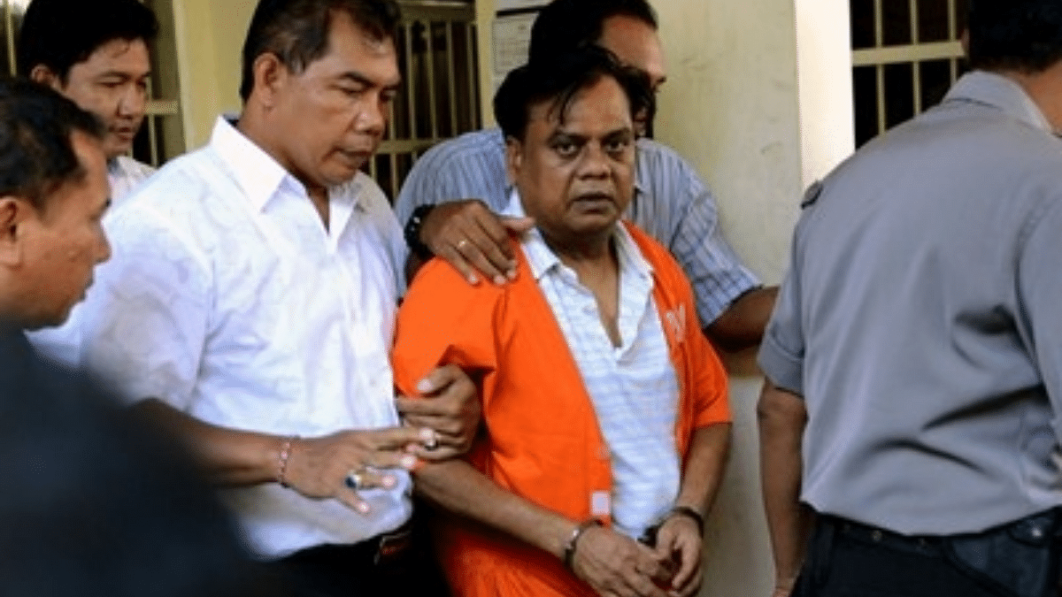 'Killed and resurrected': Gangster Chhota Rajan becomes meme material on Twitter after news of his death