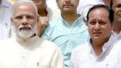 Rajasthan: BJP MP Arjun Lal Meena writes to PM Modi, urges release of MPLAD fund