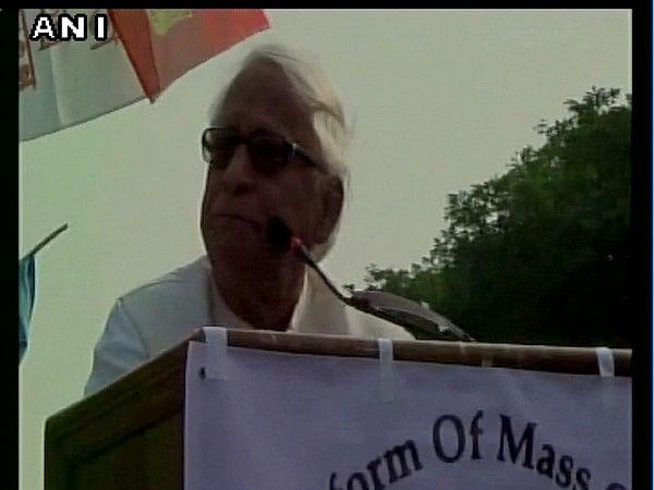 Former CM of West Bengal Buddhadeb Bhattacharjee