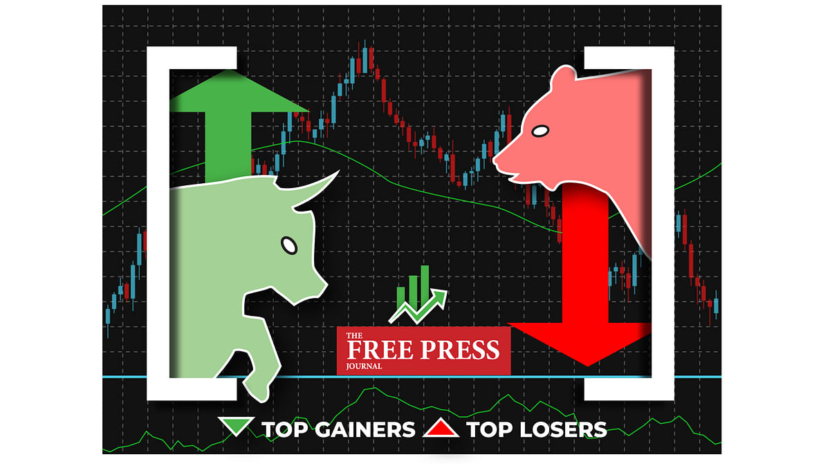 Stock market movers: Top 10 gainers and losers on BSE, NSE on May 26