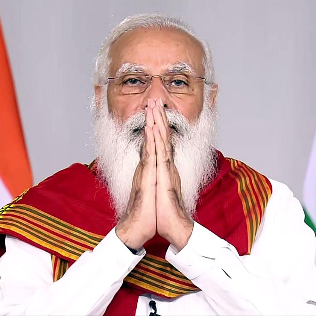 PM Modi to address nation through Mann Ki Baat today