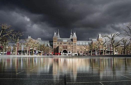 The Rijksmuseum, Amsterdam