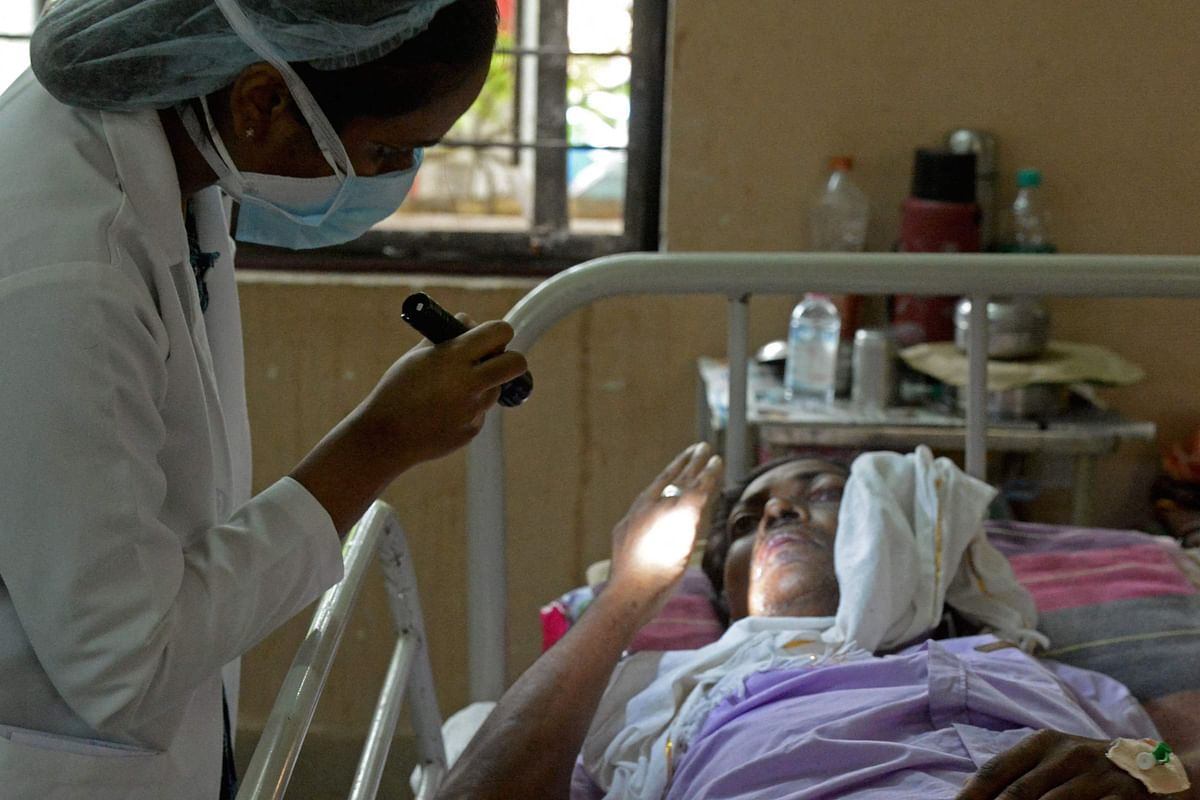 Mucormycosis: Amphotericin B production capacity to cross 3.75 lakh in June, says Centre