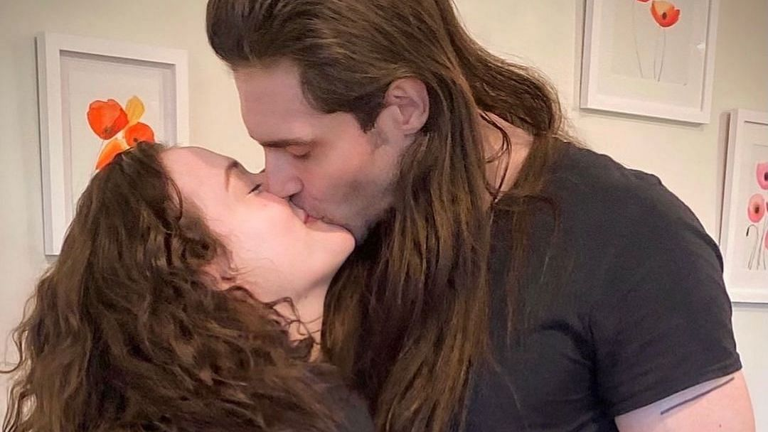 'Don't mind if I do': '2 Broke Girls' star Kat Dennings engaged to Andrew WK