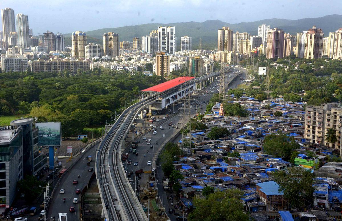 Mumbai: Second rake of Metro line 2A and 7 arrives