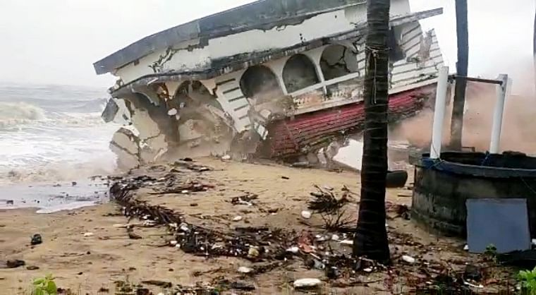 In pics: Heavy rains wreak havoc in Kerala and coastal areas, state prepares as Cyclone Tauktae intensifies