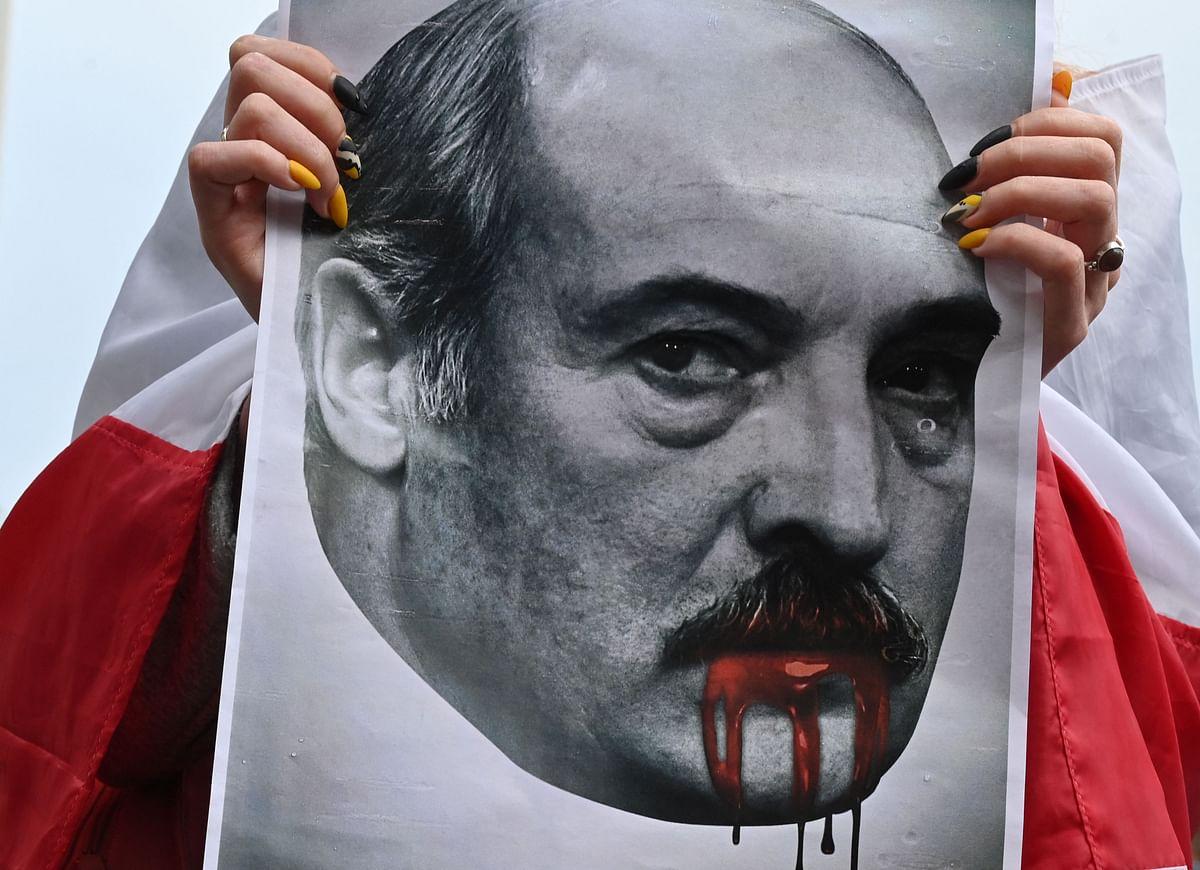 US to sanction Belarus state firms after plane diversion