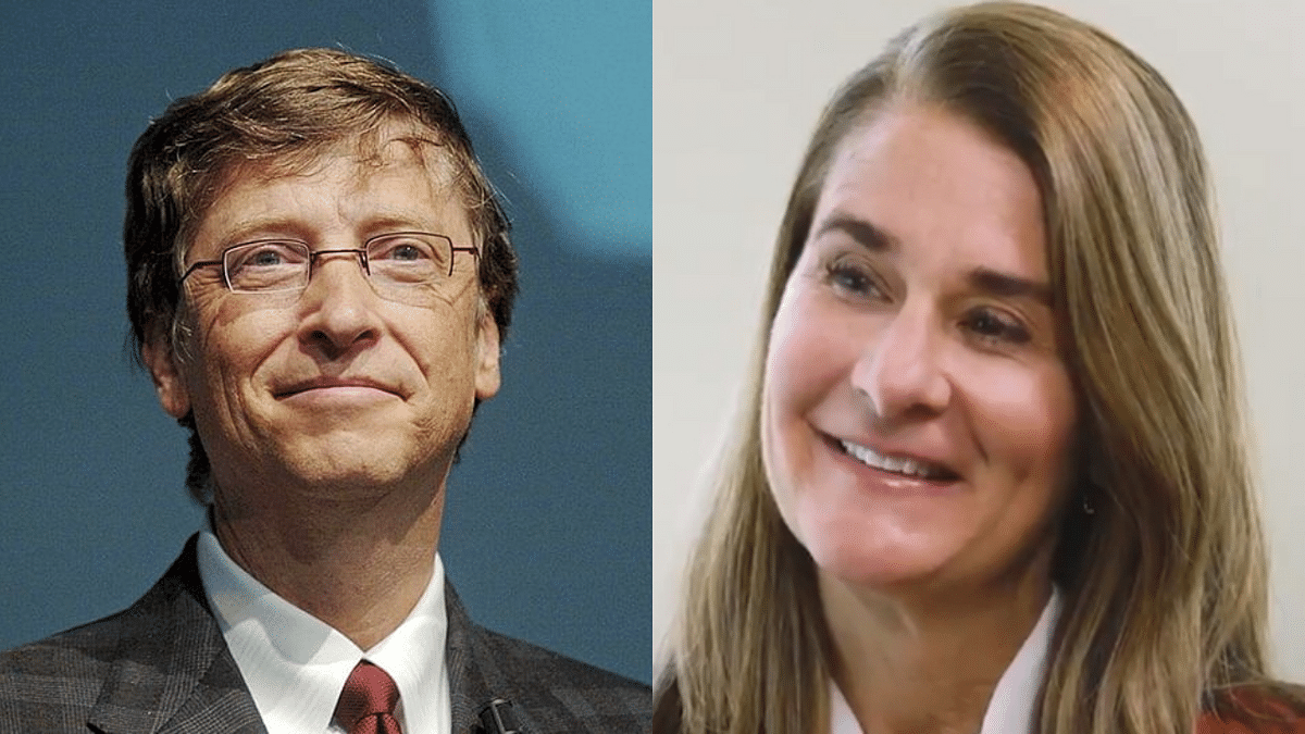 Bill and Melinda Gates announce divorce; Indians search for Microsoft's share price, Twitterati search for Gates' availability