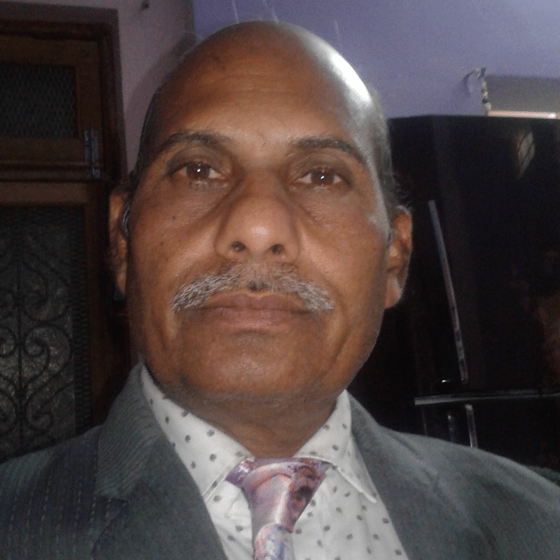 Author Dr Vinod Kumar Gupta, is the Professor and Head,  Physics Department, Government Girls College, Ujjain