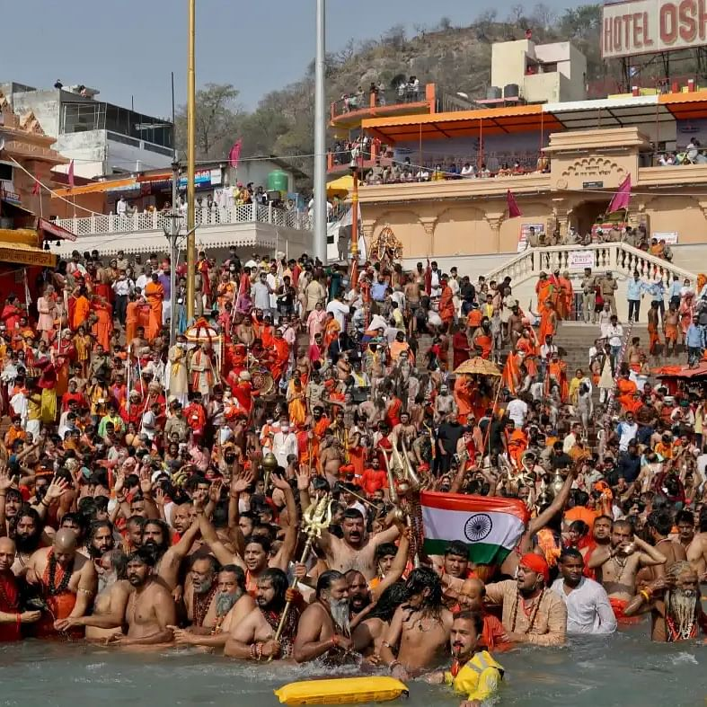 1 lakh fake COVID-19 test reports issued during Kumbh Mela; Haridwar administration orders probe