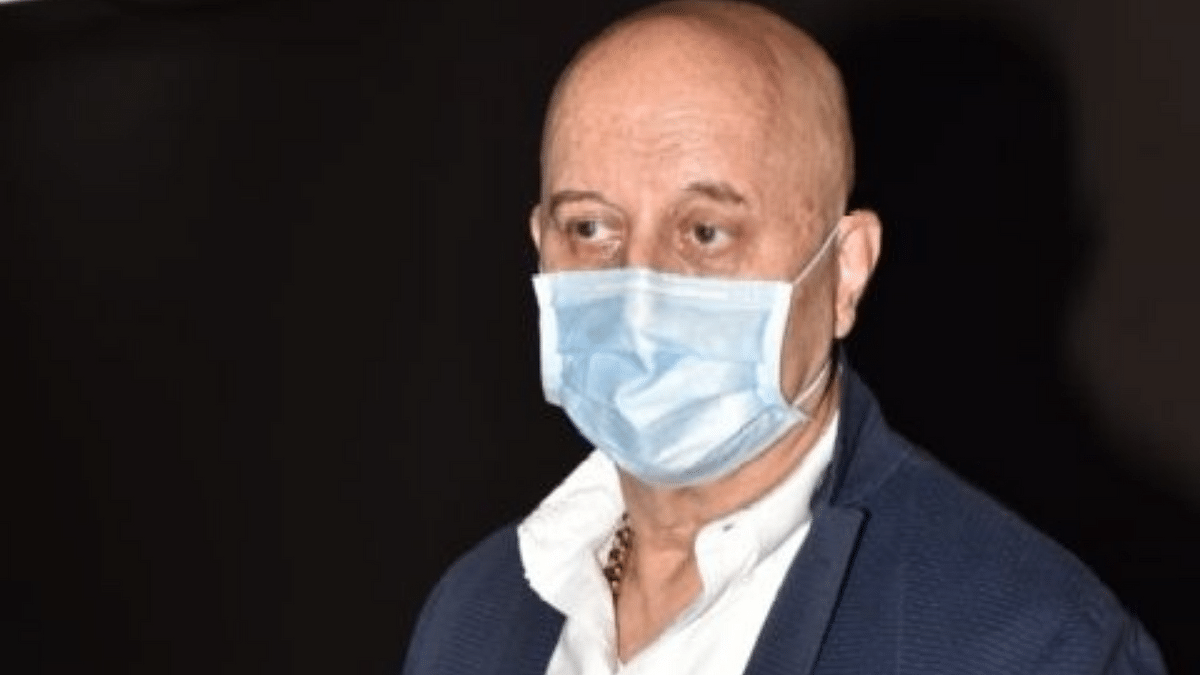 'More to life than just image-building...': Anupam Kher trolled after criticising govt