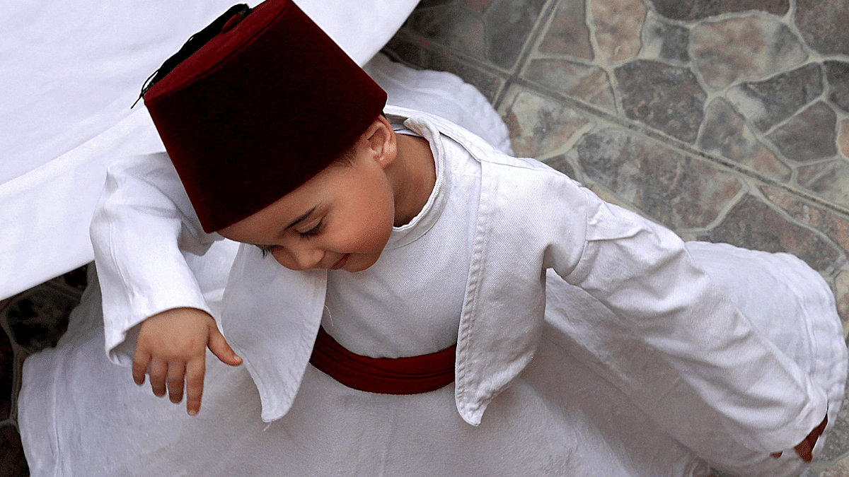 In Pics: Here's how Sufi Dervish dancers are preserving their Semazen legacy in Syria