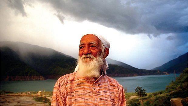 Chipko movement founder Sunderlal Bahuguna
