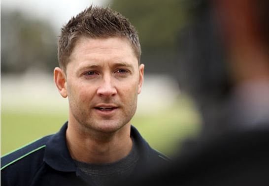 The former skipper Michael Clarke accused Cricket Australia of sweeping the entire issue under the carpet