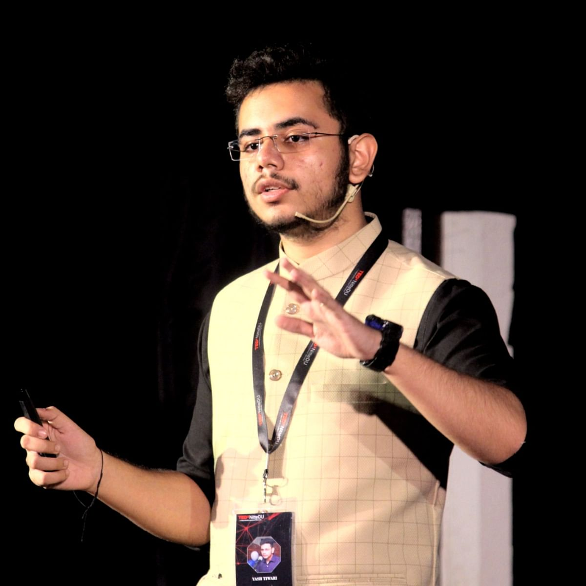 Kanpur's Yash Tiwari is youngest to pen down novel on COVID-19 pandemic. And in 30 days flat!