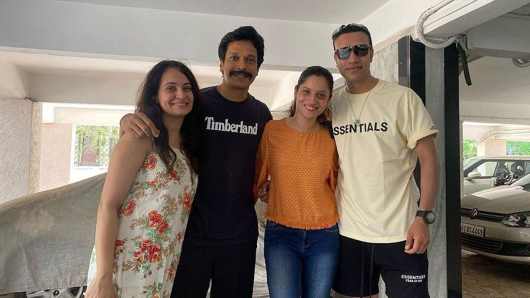 'Have some shame': Ankita Lokhande faces backlash for celebrating Mahesh Shetty's birthday amid lockdown