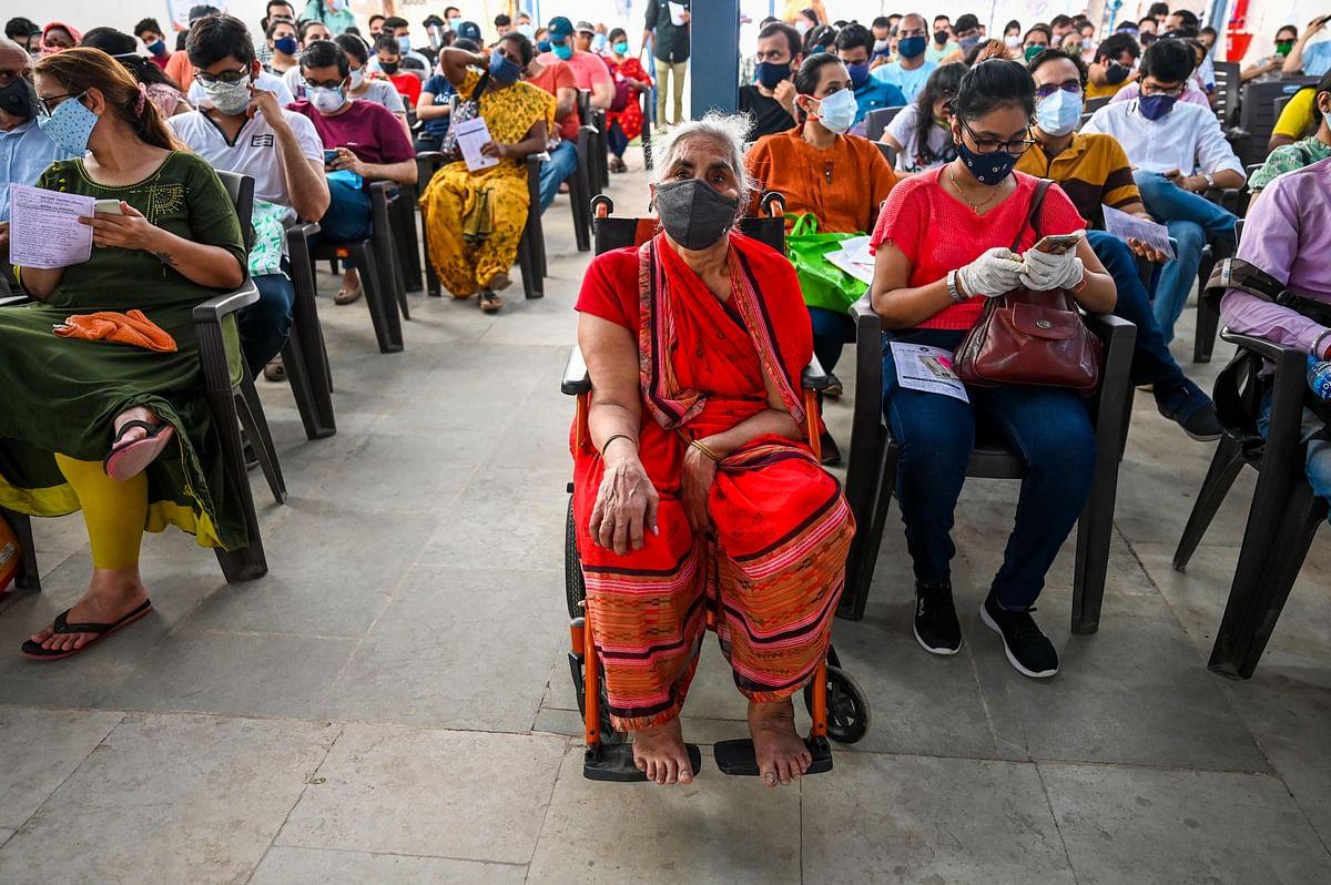 Madhya Pradesh: Seven discharged, 508 get vaccines in Nagda
