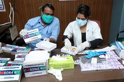 Madhya Pradesh: Over 2 lakh medical kits delivered to Covid patients in state