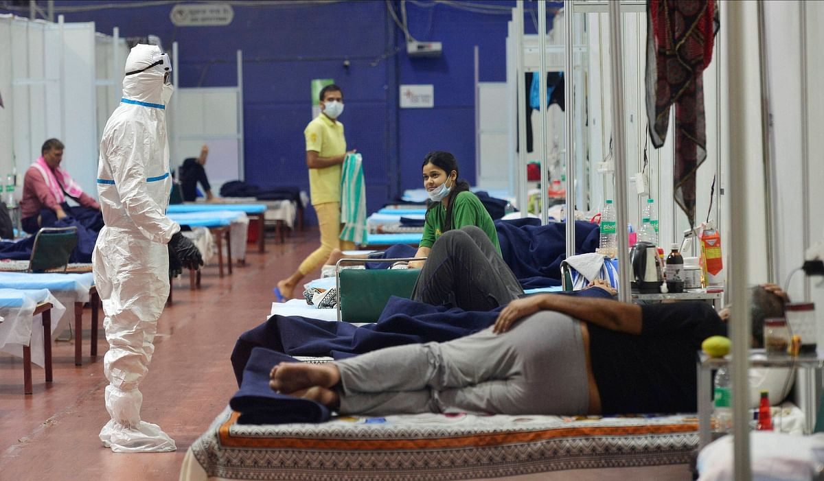 Covid active cases highest in four BMC wards despite fall in infections