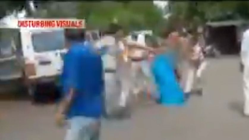 Indore: Woman beaten up in Sagar city for not wearing mask, HRC seeks explanation from IG Sagar