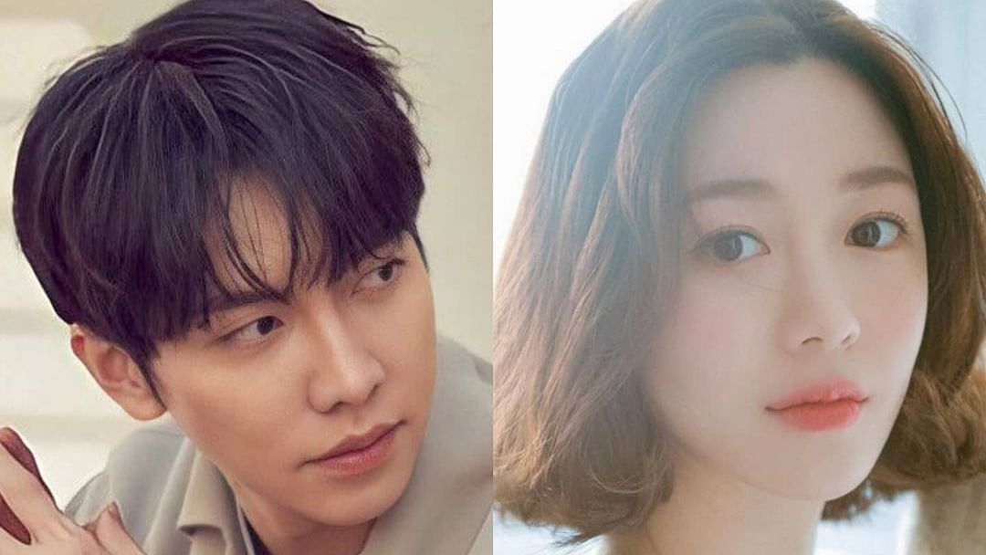 'Mouse' actor Lee Seung-gi is dating  'Hwarang' star Lee Da-in, agency confirms