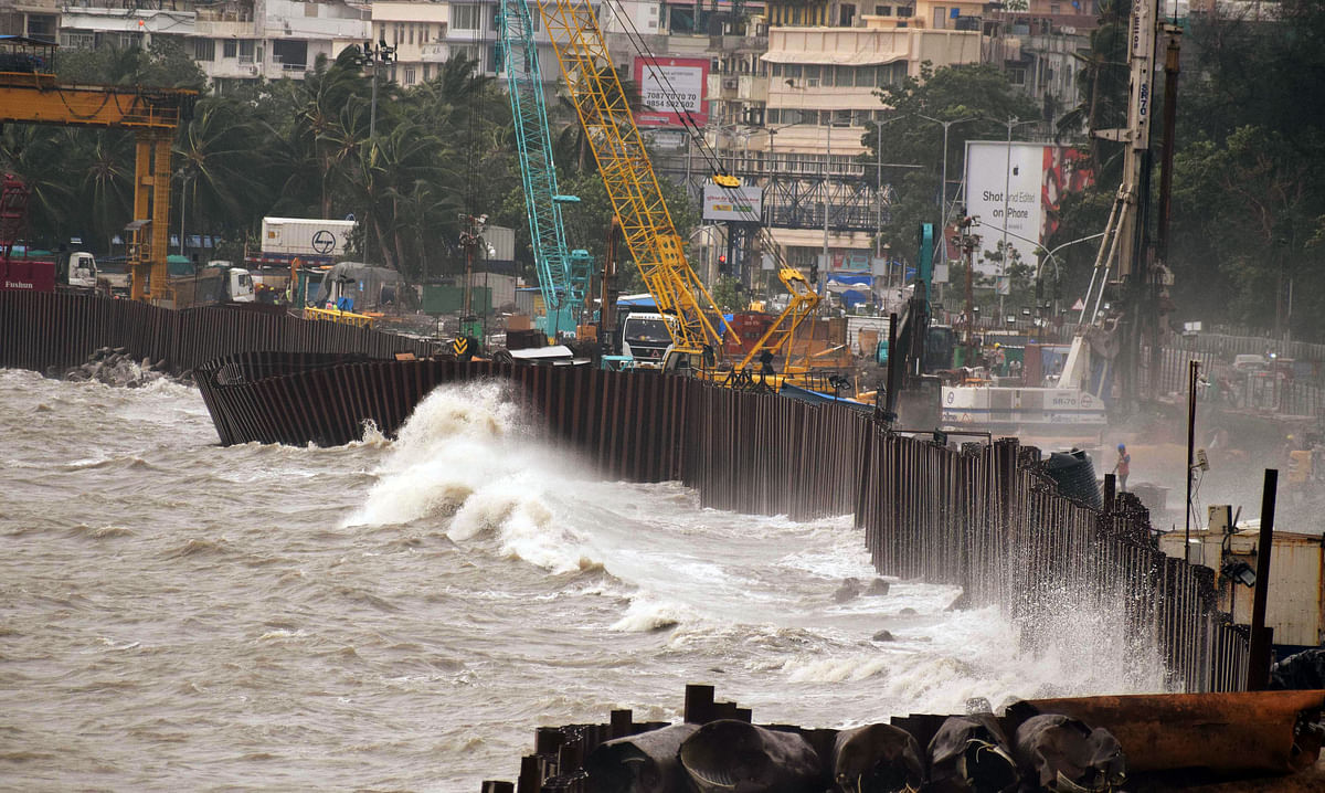 Cyclone Tauktae: Green warriors blame Coastal Road Project for SoBo flooding
