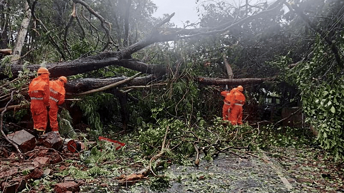 Cyclone Tauktae: Cabinet clears financial aid for affected people