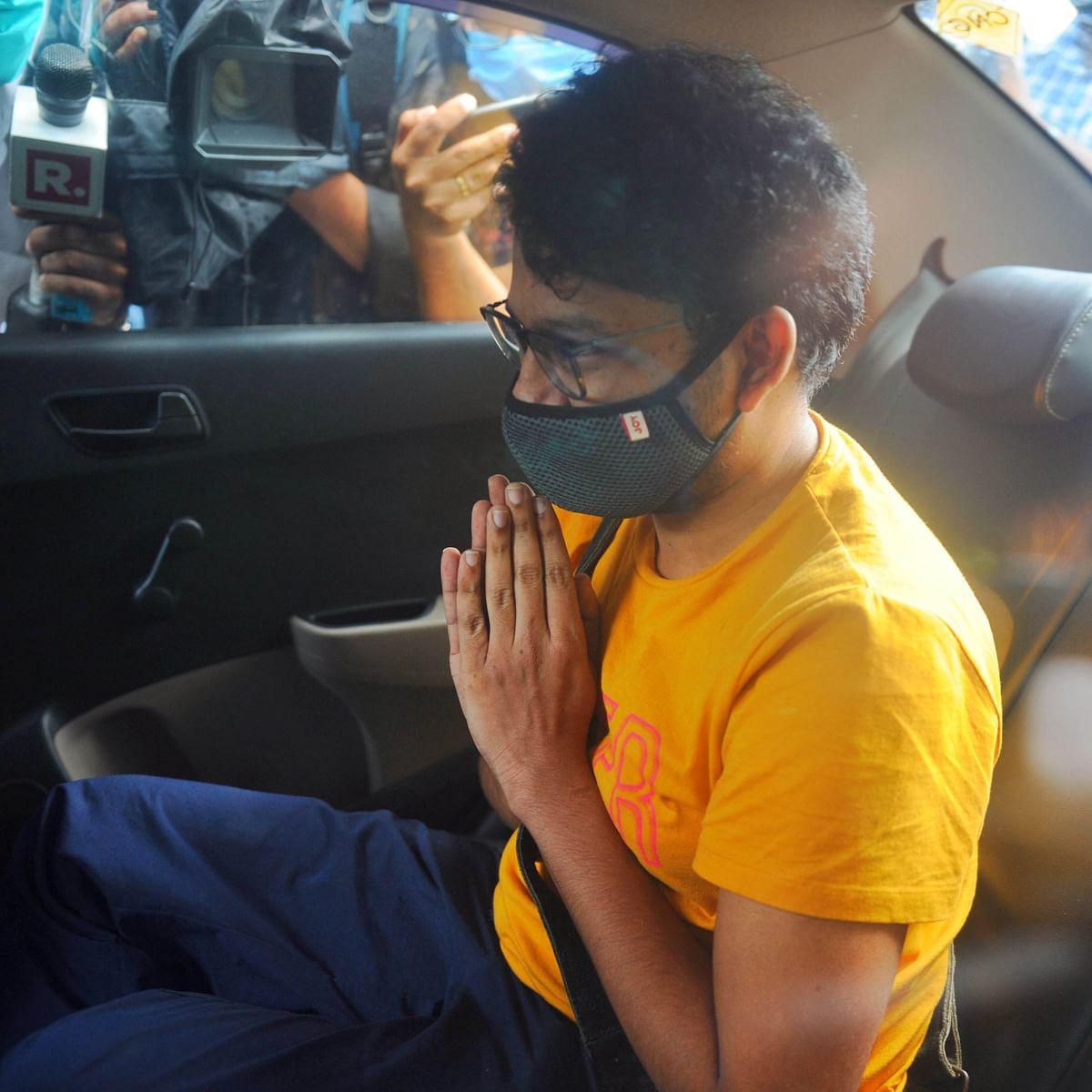 Sushant Singh Rajput's roommate Siddharth Pithani in NCB custody till June 1